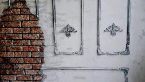 Наклеивание и патинирование кирпича в Уфе