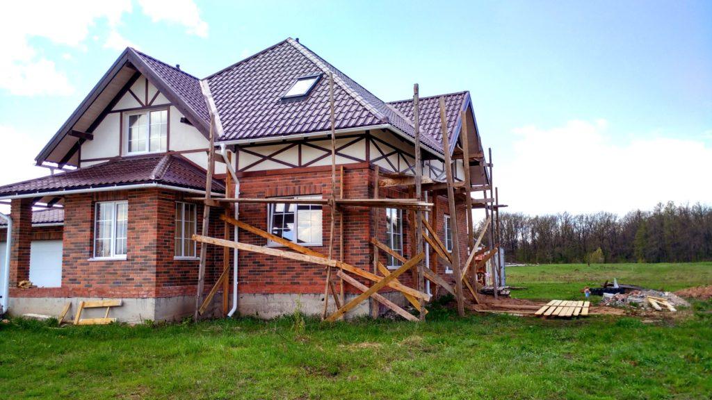 ремонт загородного дома в стиле лофт