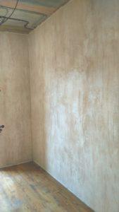 intonachino minerale san marco в Уфе отделка прихожей состаренная штукатурка