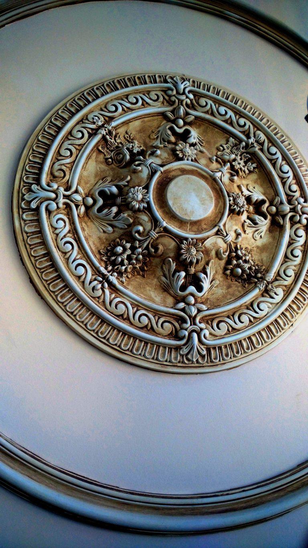 Декорирование покраска лепнины в Уфе